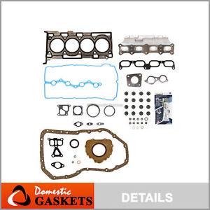 Full Gasket Set Fits 08-15 Mitsubishi Lancer Evolution Turbo 2.0L DOHC 4B11T