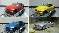 1/18 Pièces détachés BMW Z3 M Bburago