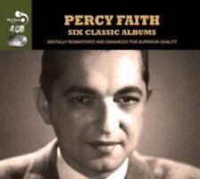6 Classic Albums Audio CD Percy Faith 5036408147721