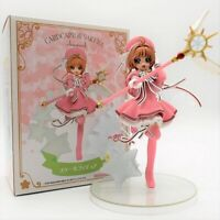 CardCaptor Sakura Clear Card Anime Figure Sakura Kinomoto Battle Costume TA23300