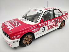 Bmw M3 rallye team Bastos Motul Francois Chatriot échelle 1:18 ,24cm neuve