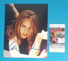 "LIZ PHAIR SIGNED VINTAGE 8""X10"" PROMO PHOTO CERTIFIED AUTHENTIC WITH JSA COA"