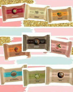 The Body Shop Soap Bars for hands and body various scents available
