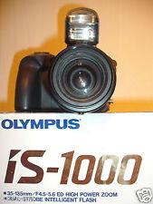 En Caja Olympus IS-1000 35 M cámara de cine puente ~ 35-135 mm lente de alta resolución 13M14