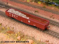 Hay Bros Partial Scrap Aluminum Load (Small) - fits Micro-Trains 50-foot Gons