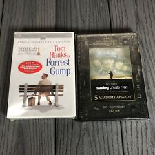 Saving Private Ryan 60th Anniversary Commemorative Forrest Gump Dvd New Sealed