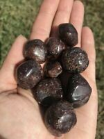 Garnet Polished Rough Tumbled Gemstone