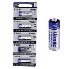 1x Pila VINNIC 23A LRV08 MN21 V23GA LR23A 23 L1028 Bateria - 12V