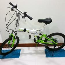 full suspension foldable bike bicycle Excellent condition Brand new tyres tubes