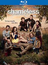 Shameless ~ Complete 3rd Third Season 3 Three ~ BRAND NEW 2-DISC BLU-RAY SET