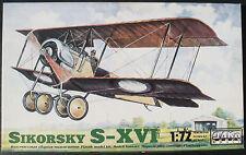 DAKOPLAST 12004 - SIKORSKY S-XVI - 1:72 - Flugzeug Modellbausatz - Model Kit
