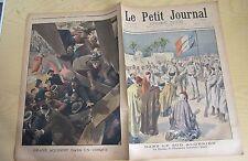 Le petit journal 1901 541 Algérie : la djemaa de Charrouin demande l'aman