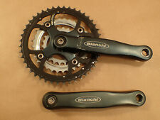 Bianchi triple crankset 175mm 22/32/44 chainwheel Shimano 9 speed