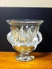Dampierre Vase Lalique Crystal