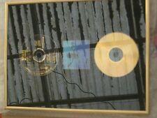 Nirvana Nevermind MFSL Gold CD UDCD 666 im Bilderrahmen unten lesen.