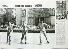 SHEILA => coupure de presse 2 pages 1979  / FRENCH CLIPPING