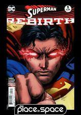 SUPERMAN: REBIRTH #1 - 2ND PRINTING (WK26)