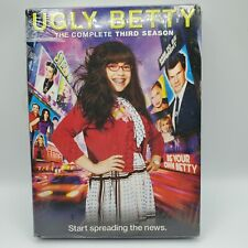 Ugly Betty - The Complete Third Season (DVD, 2009, 6-Disc Set)