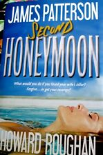 Second Honeymoon James Patterson hard cover large print new Book Club ed