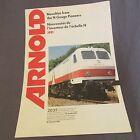 629D Arnold Catalogo 10 Pagine 1991 N° 1:160