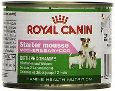 ROYAL CANIN CHIEN Aliment pour chiots starter mousse 195 grammes, 3 jéricane