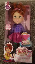 "Fancy Nancy Disney Junior Winter Wonderland 10"" Doll with Surprise Bag of Fancy"