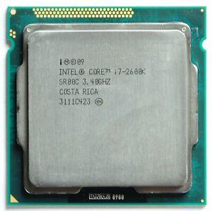 Intel Core i7 2600K 4x 3.40GHz Sockel 1155