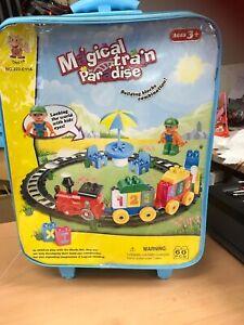Childrens Magical Train Paradise