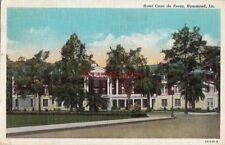 Postcard Hotel Casa de Fresa Hammond LA
