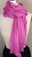 Woman Scarf/ Wrap Fusia NWT