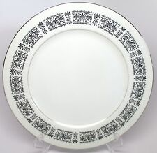 "Fine China by Fashion Royale - Madrid - 10.5"" Dinner Plate - Made in Japan"