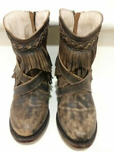 Freebird Boots by steven size 7
