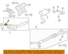 JAGUAR OEM 10-17 XJ 5.0L-V8 Exhaust-Converter & Pipe Stud XR836503