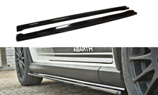 SIDE SKIRTS ADD-ON DIFFUSERS FIAT GRANDE PUNTO ABARTH (2007-2010)
