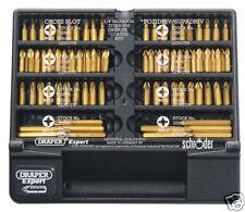 Schroder Titanium 100 Mixed Screwdriver Bit Set 37803