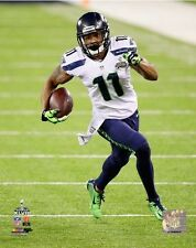 2014 Super Bowl XLVIII PERCY HARVIN Seattle Seahawks LICENSED poster 8x10 photo