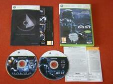 HALO 3 ODST / PAL - ESPAGNE / CIB / XBOX 360 POWERSELLER 026