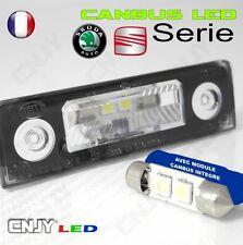 2 AMPOULE C5W 35MM LED ANTI SANS ERREUR ECLAIRAGE DE PLAQUE MERCEDES C W203