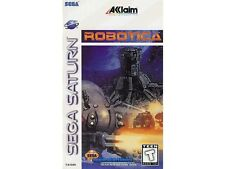 ## SEGA SATURN - Robotica (US Import) - TOP ##