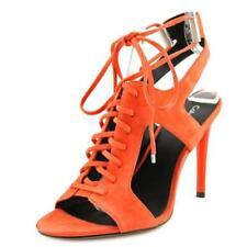 Zapatos de tacón de mujer Calvin Klein de tacón alto (más que 7,5 cm) de ante