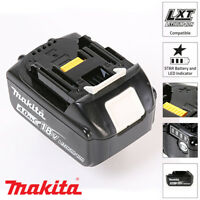 Makita Genuine BL1840B 18V 4.0Ah Li-Ion Battery For DTW285Z, DDA351Z, DJR187Z