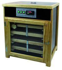 A150 W J.Hemel Brutmaschine/Brutkasten/Inkubator mit vollaut. Wendung