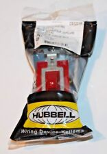 HUBBELL CS1221R 20 AMP 20A SINGLE POLE RED SWITCH 120-277 VAC NEW in Package