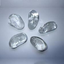 Pierre roulée en Cristal de roche 20/30mm , Minéraux, Lithothérapie