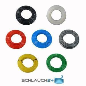 PA Schlauch PA 12 Polyamidschlauch Pneumatikschlauch 4mm bis 10mm Rolle 5 Meter