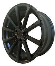 "19"" BLACK ALLOY WHEELS 5 X 114.3 FORD NISSAN MAZDA HYUNDAI HONDA  RRP $1770"
