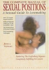 The Complete Manual of Sexual Positions: A Sensual