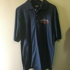 Harley-Davidson Genuine Parts & Accessories Gray Polo Short Sleeve Shirt Medium