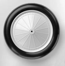 Dubro1/4 Scale 7in Diameter Vintage Wheels 1 Pair DBR700V