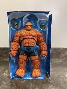 Marvel Legends Thing with BAF Super Skrull Fantastic Four LOOSE